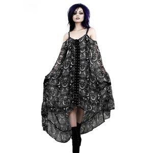 NWT Killstar New Moon Maiden Dress